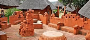 A typical traditional Venda Homestead