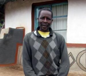 Khosi Makhado Mphephu of Songozwi.