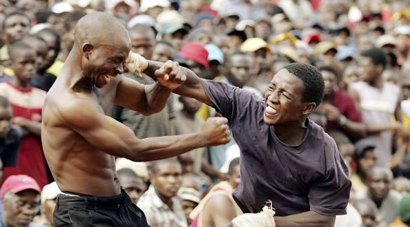 Musangwe fighters
