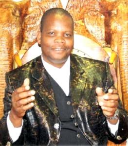 King Toni Mphephu Ramabulana of Vhavenda
