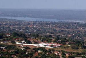 Thohoyandou Suburbs